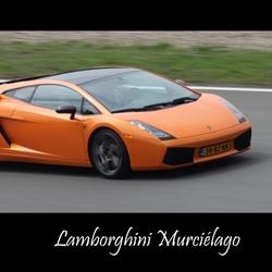 Italia a Zandvoort 2011 - Lamborghini Murciélago