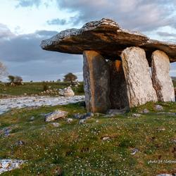 Poulnabrone Dolmen in Ierland