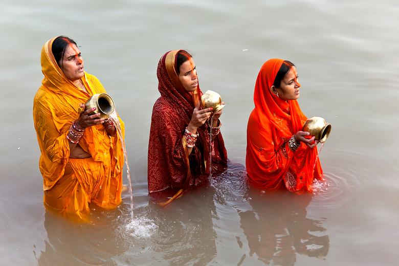 water ceremonie