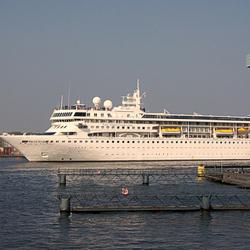 Cruiseschip Braemar