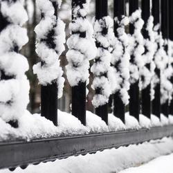 Kunst(ige) sneeuw