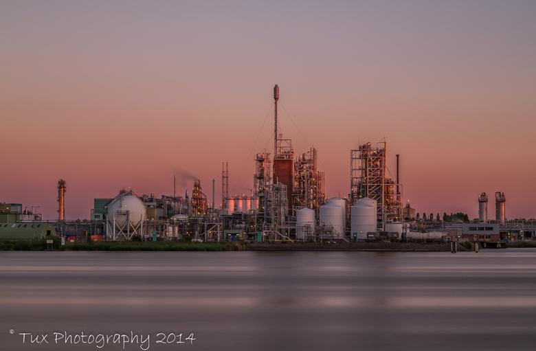 Sunset at Dupont Dordrecht - Even een onderbreking van de Peru serie, er zullen nog meerdere foto's van dit geweldige land volgen. Afgelopen dond