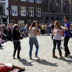 EVENEMENT IN SCHIEDAM APRIL 2010