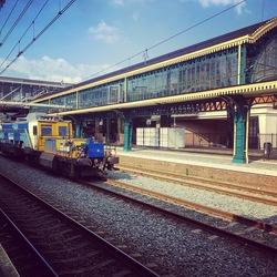 Wachten op Station 's Hertogenbosch