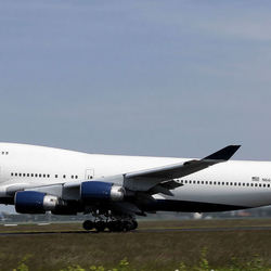 Delta Airlines N668-US