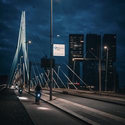 Rotterdam wakes up