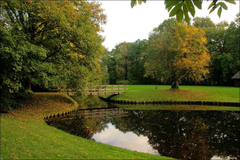 Landgoed Ekenstein - Favoplekje op landgoed Ekenstein