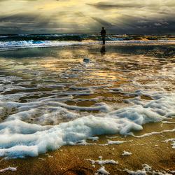 Zoutelande strand