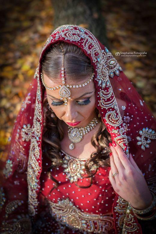 real beauty - Close up tijdens een bruidsreportage