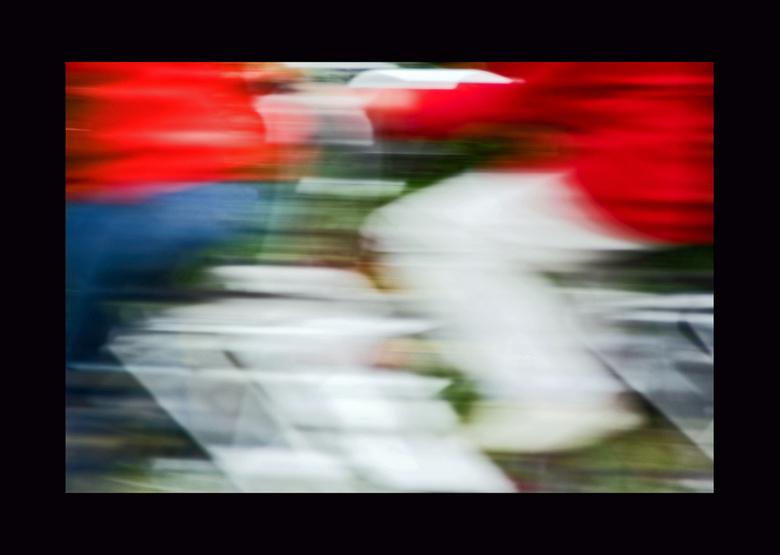 snelheid - in beweging