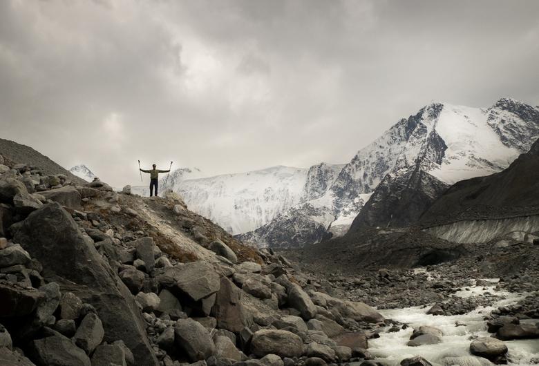 Naar de start van de Belukha gletsjer! - De Belukha berg in het Altai gebergte is niet alleen de hoogste van de omgeving, het herbergt ook de oorspron