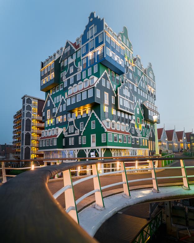 Te gekke architectuur