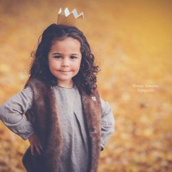 herfst prinses
