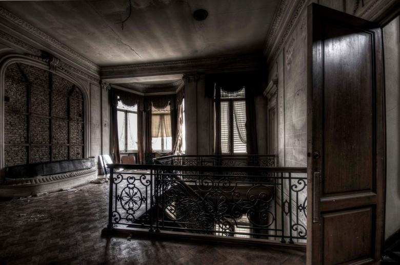chateau in Belgie, interieur | Bewerkte fotografie foto van ...