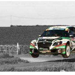Winnaar van Geko Yres Rally 2014