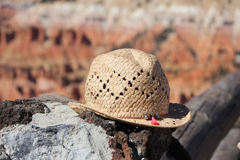 Hat - Bryce Canyon- California- USA<br />