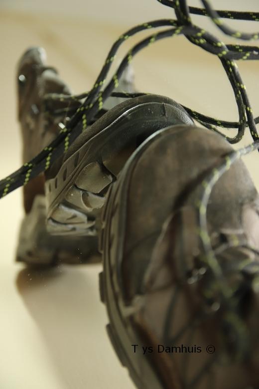 tys damhuis 25-08 (110) - Met schoenen kan je op reis, en overal  naar toe gaan.<br /> Zo kom ik over al te staan. Tys Damhuis <br />