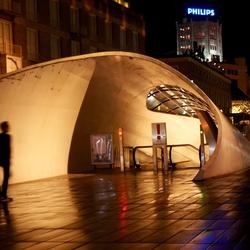 Eindhoven bij avond