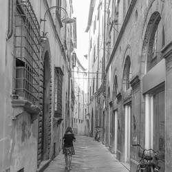 Zwart-wit Lucca