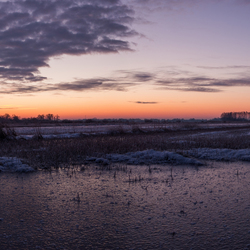 Panorama Zonsopkomst