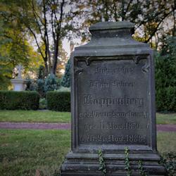 Oude begraafplaats Rheine 3