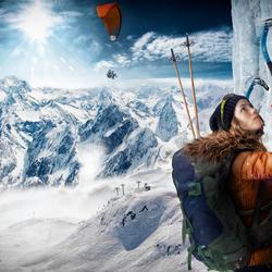 Op naar de top
