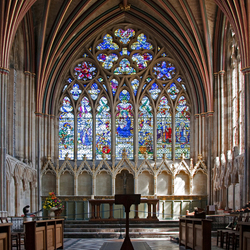 Manipulatie: The Cathedral Church of St. Peter in Exeter