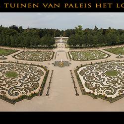 De tuinen van paleis Het Loo
