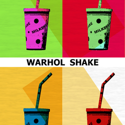 Bewerking: Warhol Shake