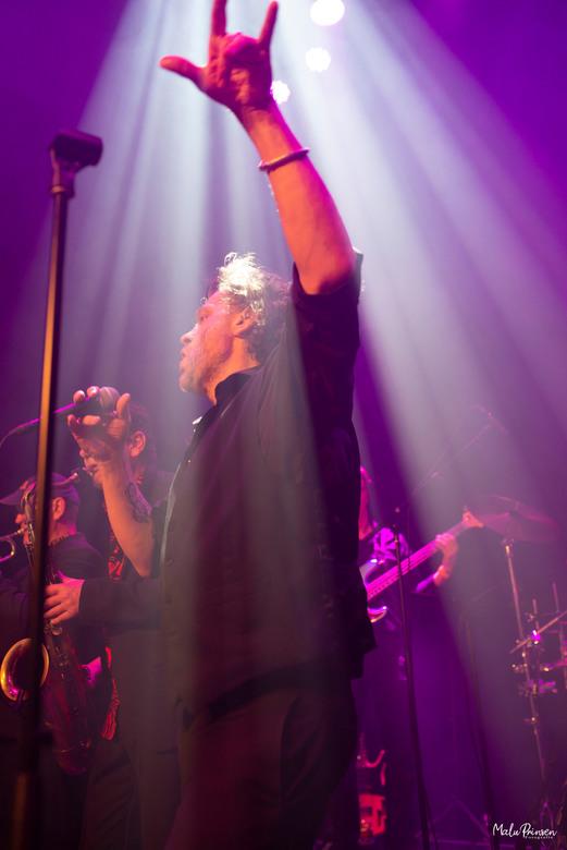 Men in Black - Rock, Funk & Soul band Men in Black 01-02-2020 Bemmel