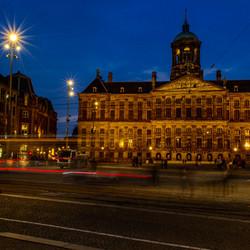 Amsterdam royale palace
