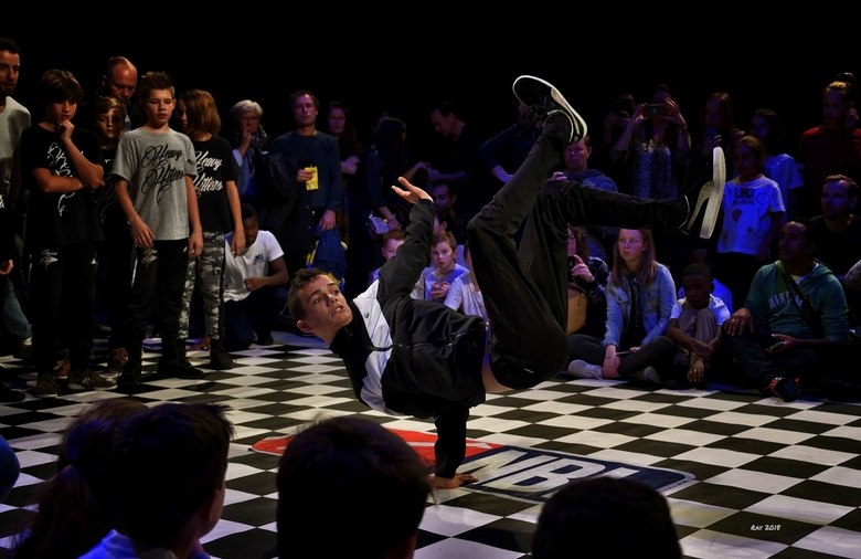 Balance is everything!!! - Gister naar het NBL Master Challenge in Utrecht geweest. Wat een geweldig event, en wat een talent liep daar rond. Weet zek
