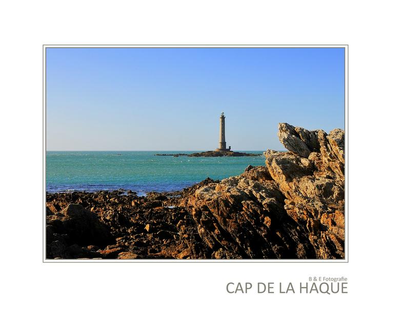 Cap De Le Haque - Hallo allemaal, bedankt weer voor jullie reacties op de vorige. Deze opname is genomen op Cap-de-la-Haque het uiterste puntje van No