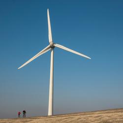 Grevelingen windmolen