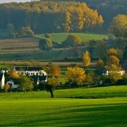 Herfstkleur in Zuid-Limburg