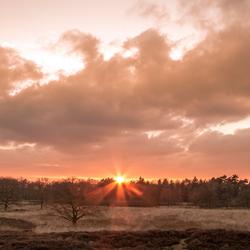 Sunset Drentse AA