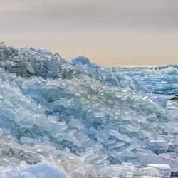 Nog meer kruiend ijs