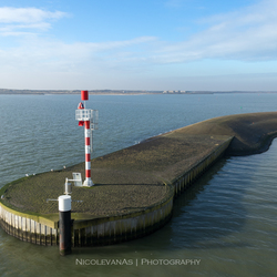 Texel havenhoofd.