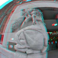 Donner Coolsingel Rotterdam 3D