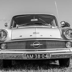 Opel Kapitan Oldtimer (1961)
