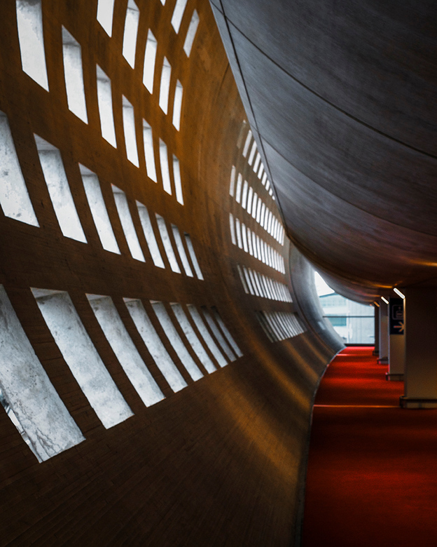 Charles de Gaulle Airport, France -