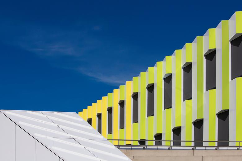 Philips School - Moderne school in Eindhoven.