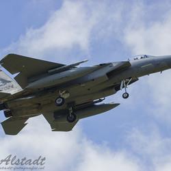 USAF ANG Redhawks F-15