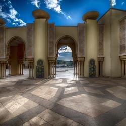 moskee in Casablanka