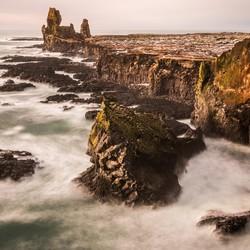 Kust IJsland