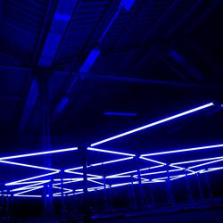 Blue Factory (Glow)