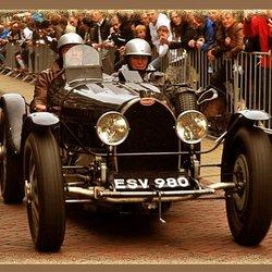Le Petit Grand Prix in Naarden vesting