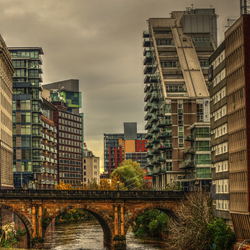 The big,big city of Manchester(GB)_01