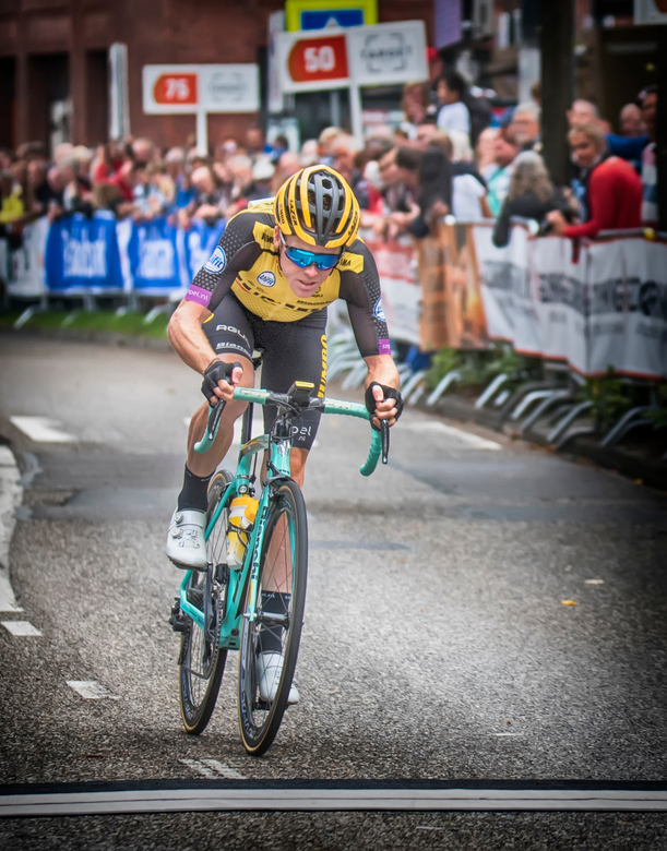 Steven Kruijswijk - Steven Kruijswijk proftour Etten-Leur 18-augustus 2019 derde plaats Tour de France 2019