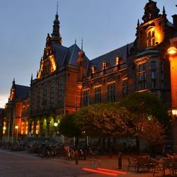 Universiteit van Groningen.